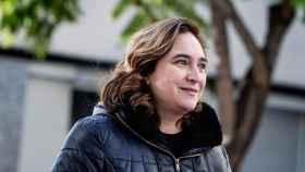 Ada Colau, alcaldesa de Barelona