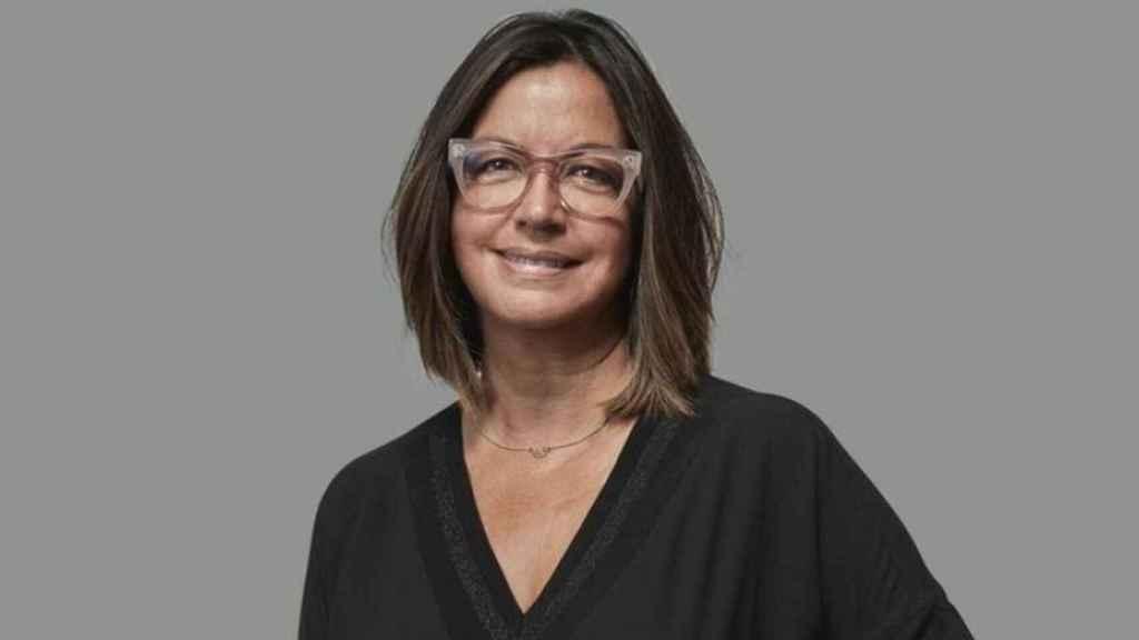 Àngels Barceló, periodista y presentadora de 'Hoy por Hoy'