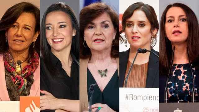 Forbes: las 25 personas más influyentes en España de 2020  son todas mujeres