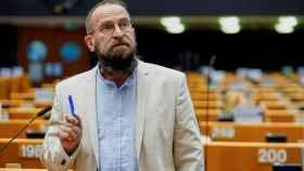 József Szájer, exeurodiputado de Fidesz.