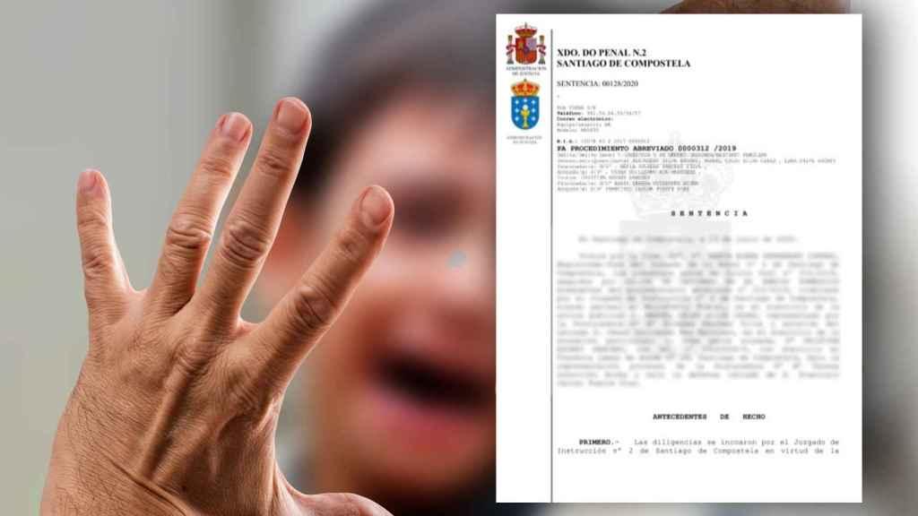 Sentencia del Jugado de lo Penal Número 2 de Santiago de Compostela.