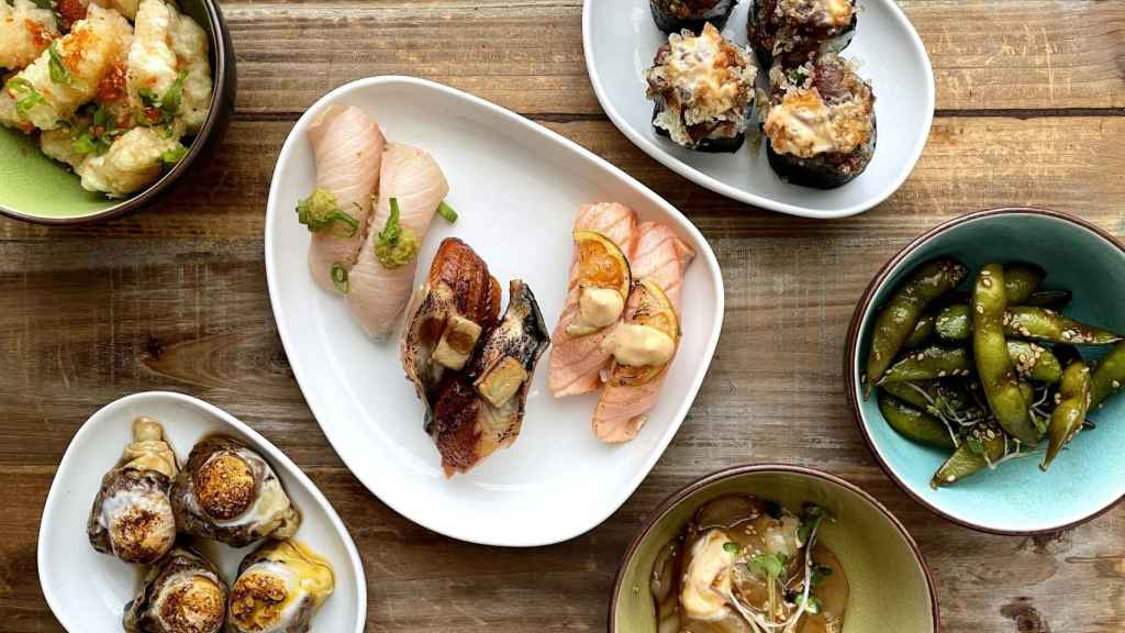 Cocina japonesa fusión de Sr. Ito a domicilio