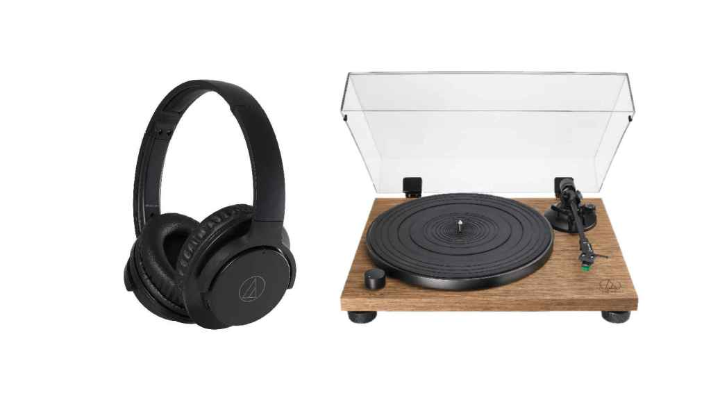 Productos Audio-Technica en Zara Home