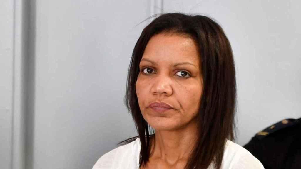 Ana Julia Quezada durante el juicio.