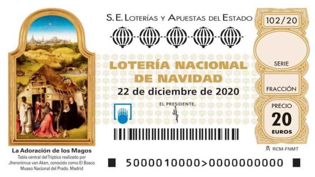 ¿Adónde van los décimos que nadie cobra en la Lotería de Navidad?