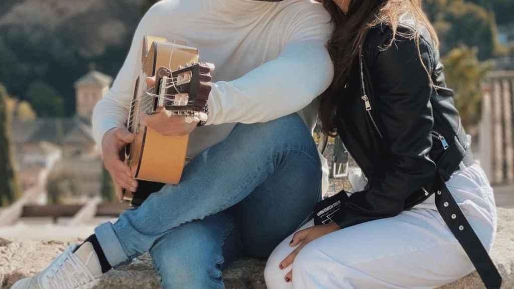Jorge Pérez y su mujer, Alicia Peña Humada, en una imagen de sus redes sociales.