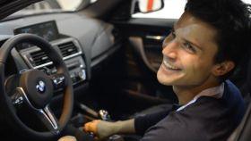 El actor Álex González es embajador de la marca BMW.