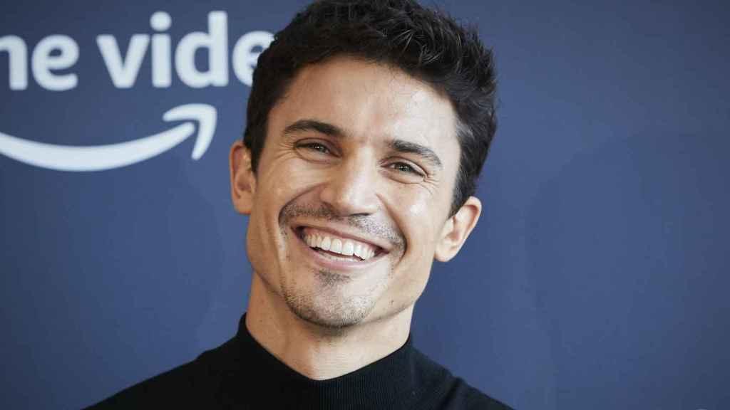 Álex González estrenará en enero la nueva serie '3 Caminos'.