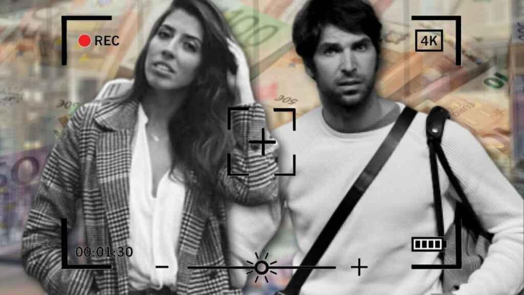 Karelys Rodríguez y Cayetano Rivera en un montaje de Jaleos.