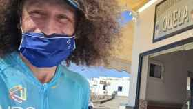 Luca Papi, el 'ultraman' que completa retos imposibles. Foto: Instagram (luca_waa)