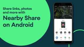 Podrás enviar apps entre teléfonos con la actualización de Google Nearby