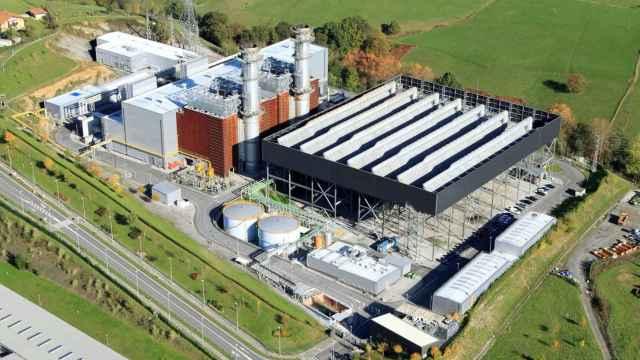 El ciclo combinado de Amorebieta será la primera planta de hidrógeno verde de España