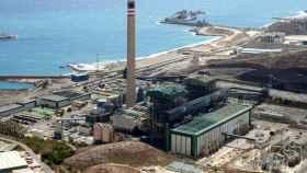 Central térmica de Carboneras (Almería)