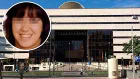 Vanessa, hija de 'El Zamorano', ambos detenidos por haber regularizado ilegalmente a 140 extranjeros a cambio de dinero.