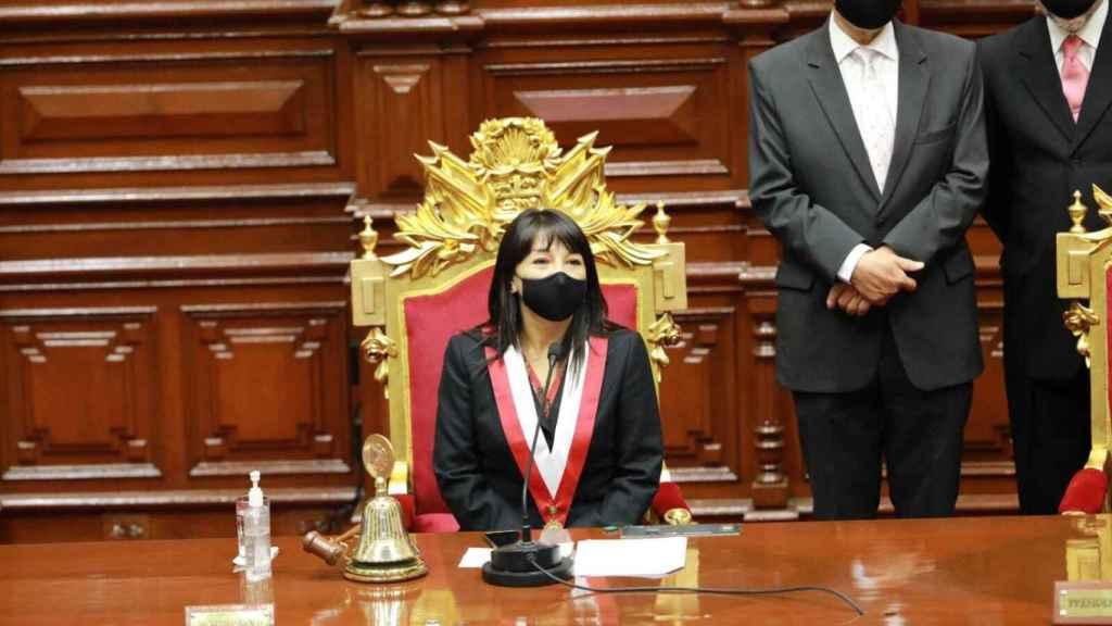 Mirtha Vásquez.