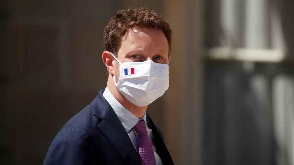 El secretario de Estado francés para la UE, Clément Beaune