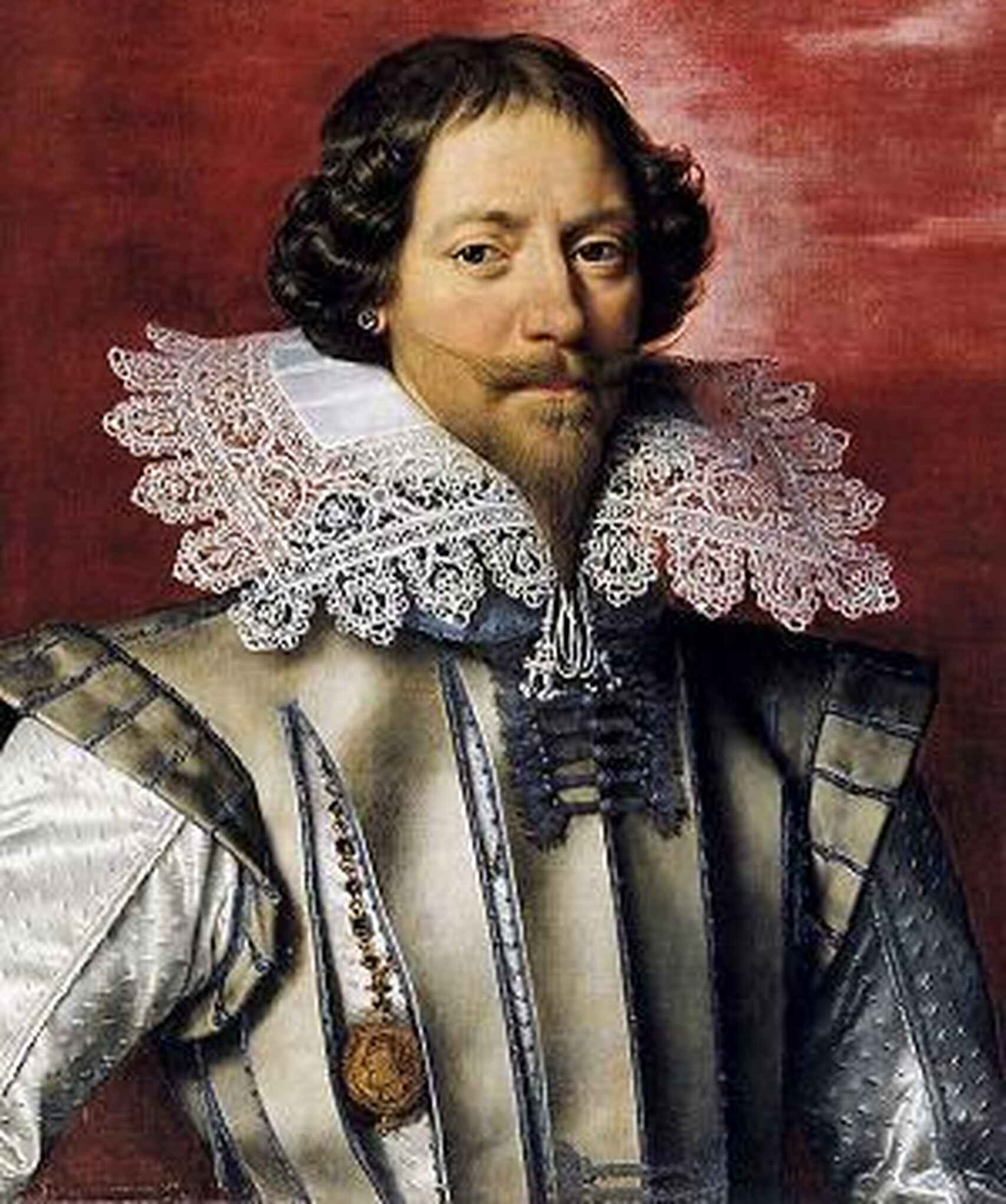 Charles de Luynes, el amante favorito de Luis XIII.