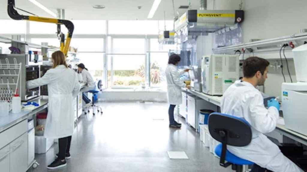 Centro de investigación de la Unidad Mixta de Gas Renovable