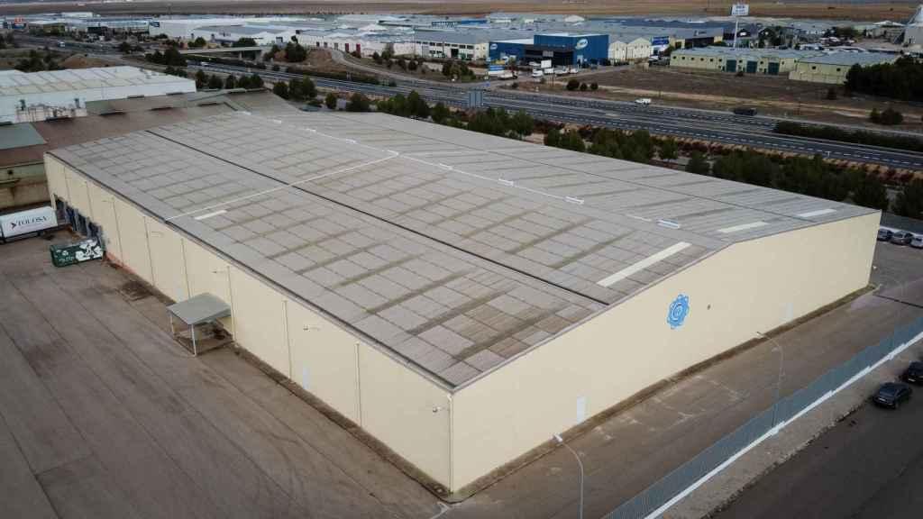 El centro logístico de Mifarma, en Chinchilla de Montearagón (Albacete), de 7.000 metros cuadrados.
