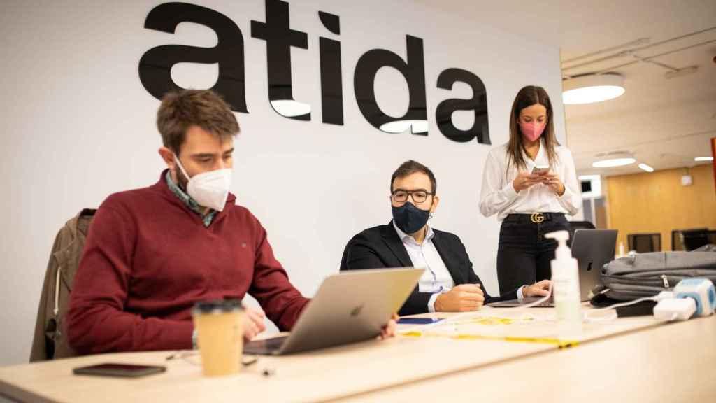 La nueva estrategia de Atida es llegar al 90% de los europeos en 24 horas.