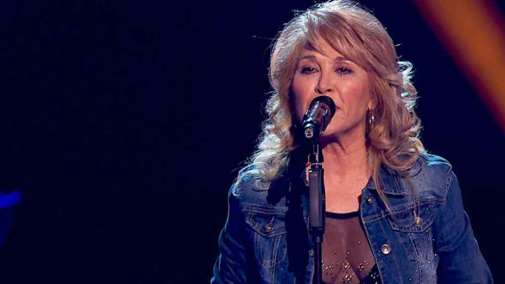 Helena Bianco, ganadora de la primera edición de 'La Voz Senior'.
