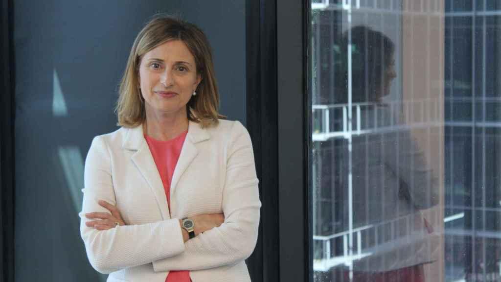 Elena Otero-Novas, directora de Legal, Regulación y Seguridad Corporativa de Vodafone España.