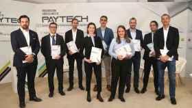 Esta semana se presentó el primer Libro Blanco del 'paytech' en España, elaborado por AEFI (Asociación Española de Fintech e Insurtech) que ha contado con el patrocinio de Mastercard, la colaboración de Kineox, y el apoyo de los despachos CMS España y Hogan Lovells, partner jurídico de AEFI, así como los miembros de la AEFI pertenecientes a las verticales de Infraestructuras Financieras y Medios de Pago.