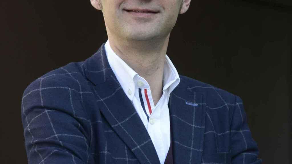 Julián Díaz-Santos, CEO y co-fundador de UNNAX.