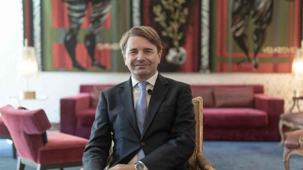 Nicolas Loupy, director general de España y Portugal de Dassault Systèmes.