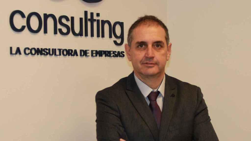 Luis Martín, CEO del grupo CEConsulting.