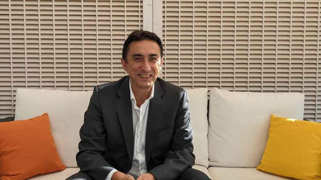 José Tormo es el director regional de Aruba para el sur de Europa.