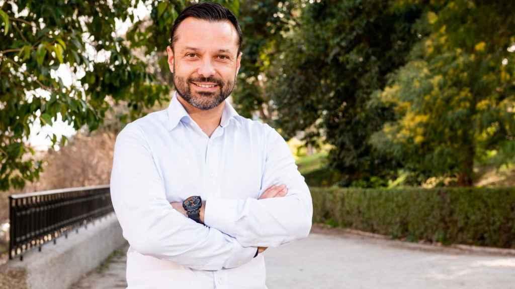 Ángel Pineda, CEO de Orizon.