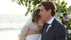 Paz Padilla y su marido, Antonio Vidal, en una imagen compartida por la presentadora en  su perfil de Instagram.