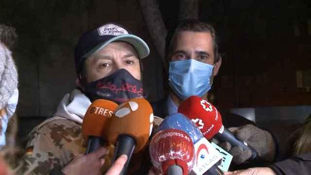Rafael Amargo, en libertad: Pablo Escobar solo había uno