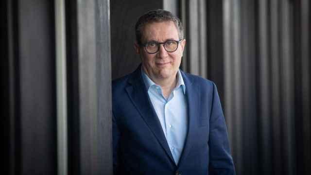 El escritor Luisgé Martín.