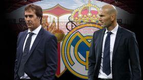 Previa Sevilla - Real Madrid