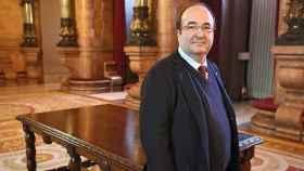 El candidato del PSC a la Generalitat de Cataluña, Miquel Iceta. Foto: El Economista