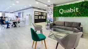 Oficina comercial de Quabit en Guadalajara. Foto: RAFAEL MARTIN SOLANO (QUABIT)
