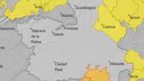 Imagen del Twitter del 112 Castilla-La Mancha