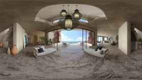Tour virtual de una vivienda en 360º.