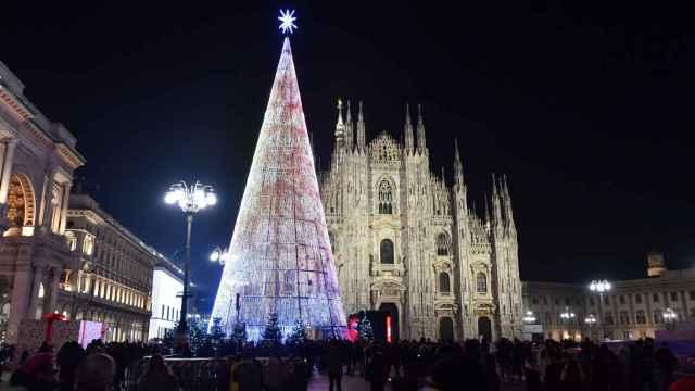 Uno de los proyectos de Ximenez Iluminación en Milán.