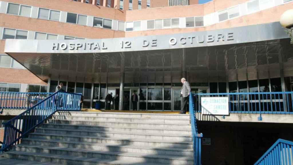 Hospital Doce de Octubre, en Madrid.