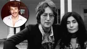 Alan Weiss, el periodista que presenció la muerte de John Lennon.