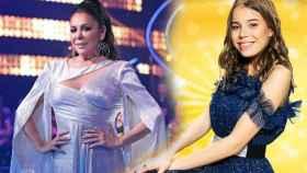 Isabel Pantoja, con un 'look' espectacular en la final de 'Idol Kids' en la que ganó Índigo Salvador.
