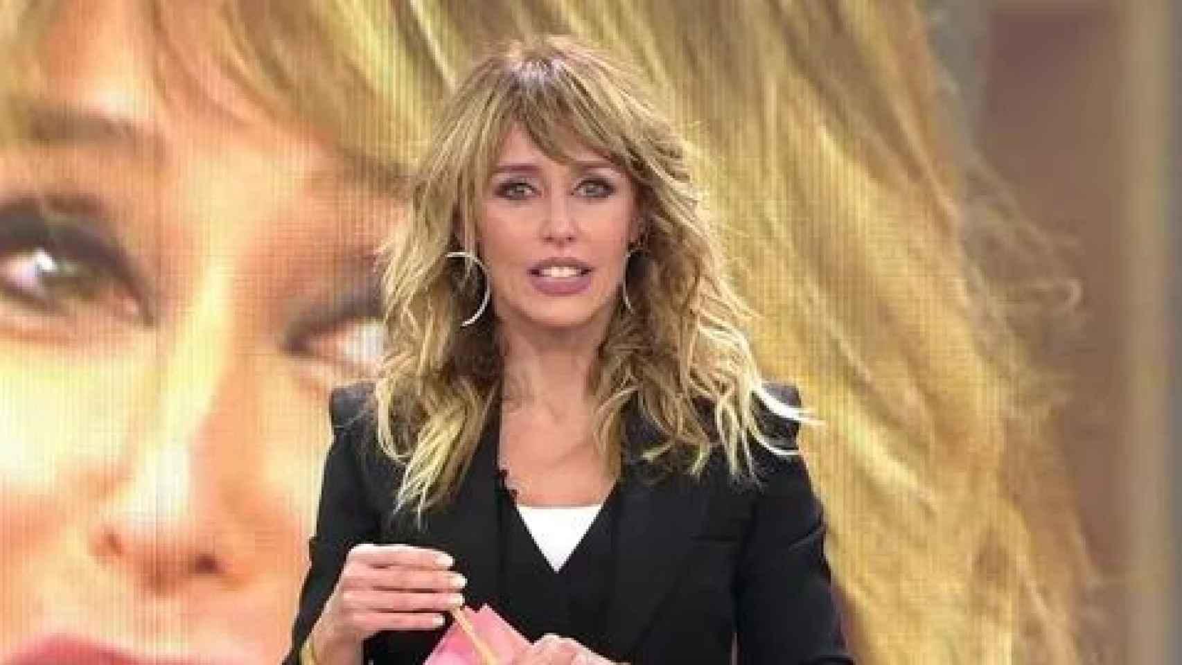 Emma García regresa a 'Viva la vida' tras su positivo en Covid.