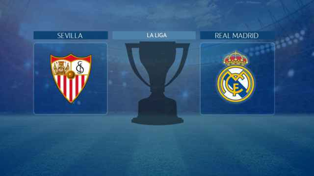 Streaming en directo | Sevilla - Real Madrid (La Liga)