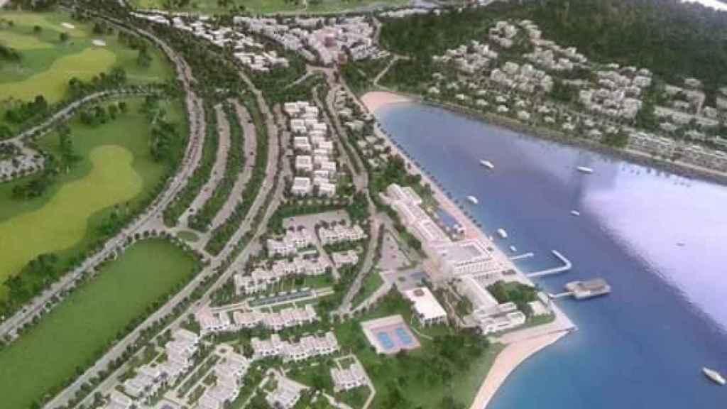 Proyecto 'Ciudad de Mohamed VI Tanger Tech'.