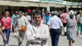 Teodoro Sacristán, impulsor de la Feria del Libro de Madrid.