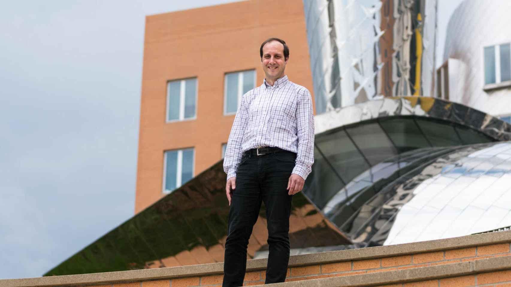 Antonio Torralba, investigador español del MIT