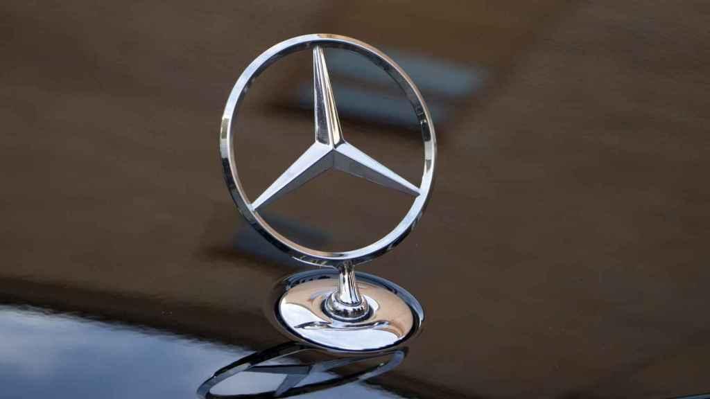 Emblema del fabricante alemán.